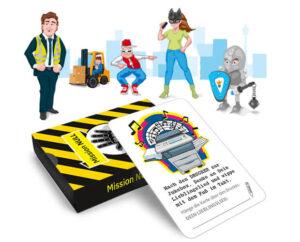 GibmirNILL Karten-Set für alle Branchen