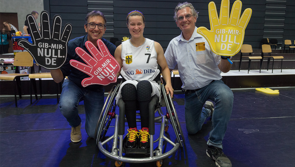 Eindrücke von der Rollstuhlbasketball-WM 2018