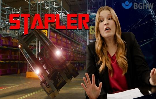 "Startbild für YouTube Video Nullshow ""Stapler"""