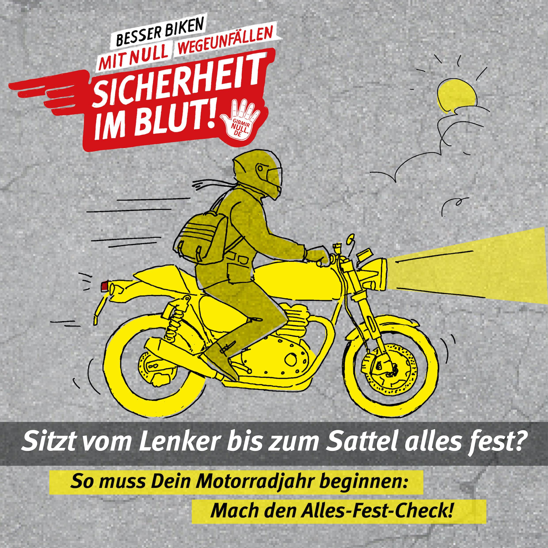 Zeichnung: SIB_Motorradcheck Frühjahr 05